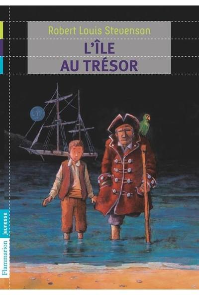 L'île Au Tresor - Robert-Louis Stevenson