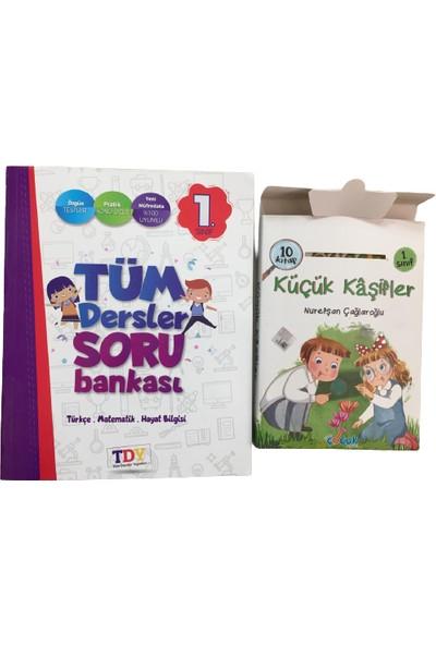 Dikkat Çocuk Yayınları Küçük Kaşifler - Tüm Dersler