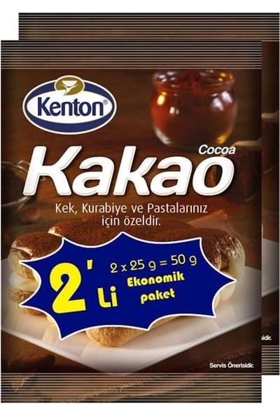 Kenton Kakao 2'li 50 gr