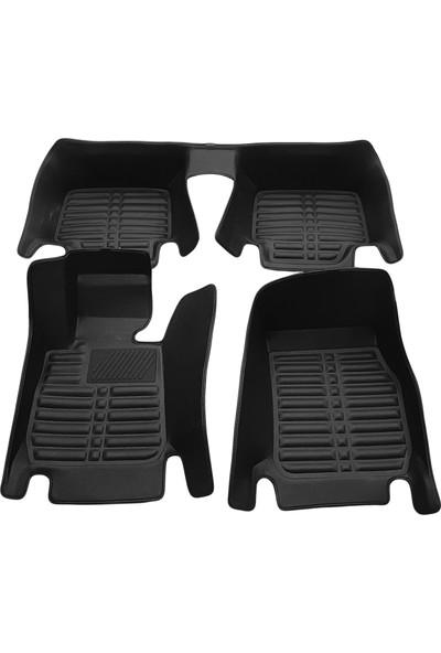 RE&AR Tuning Bmw 4 Serisi F36 Grand Coupe Için 5d Formlu Special Paspas Seti 2014 Sonrası Siyah