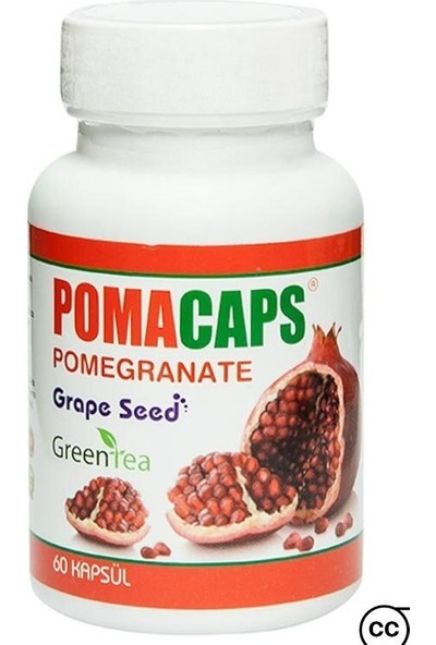Pomacaps 60 Kapsül