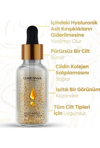Coreanna 24K Altın Parçacıklı Gold Serum