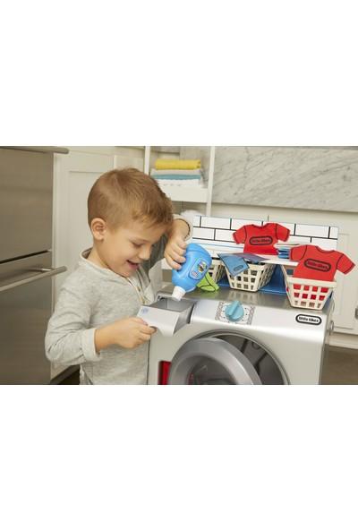 Little Tikes Gerçekçi Çamaşır Makinesi
