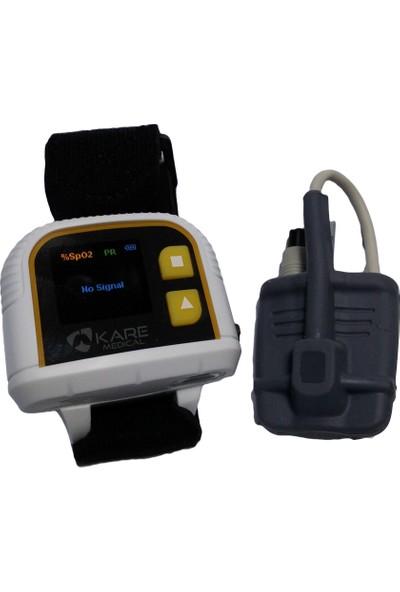 Kare PX800 PRINCE-100H Wrist Bilek Tipi Hafızalı Pulse Oksimetre