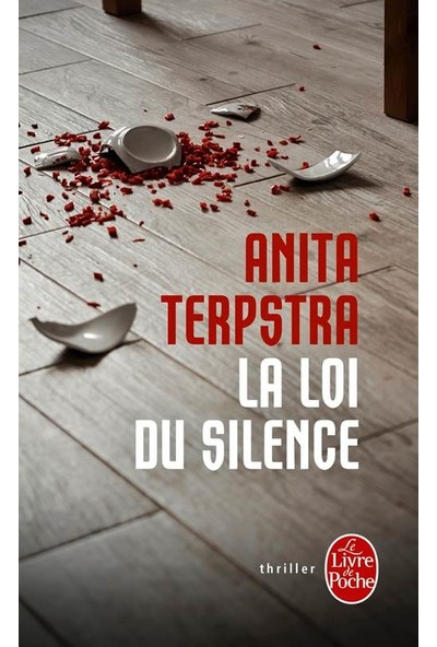La loi du silence - Anita Terpstra