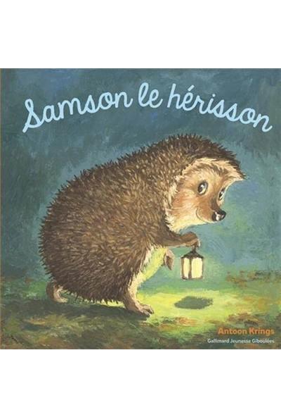 Samson Le Herisson - Antoon Krings