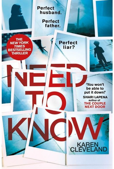 Need To Know (Hardcover) - Karen Cleveland