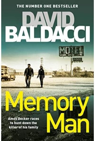 The Memory Man (Amos Decker 1) - David Baldacci