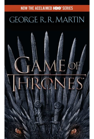 A Game of Thrones (HBO Tie-in Edition) - George R. R. Martin