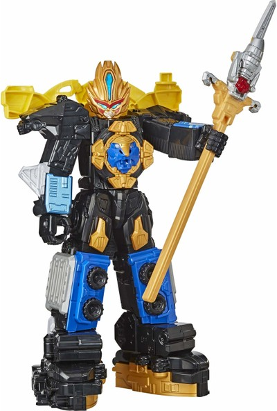 "Power Rangers Beast-X King Ultrazord 12,5"" Aksiyon Figürü"