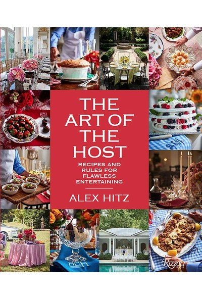 The Art of the Host - Alex Hitz