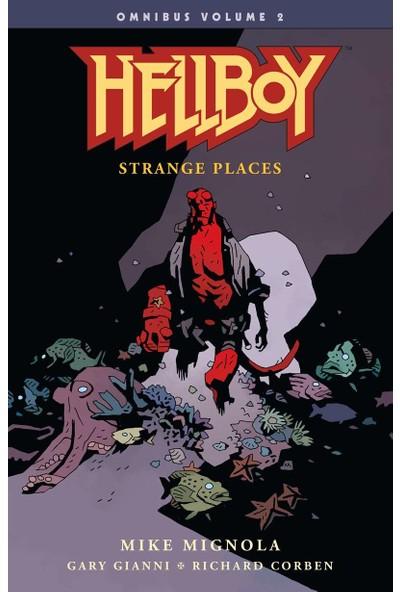 Hellboy Omnibus Volume 2: Strange Places - Mike Mignola