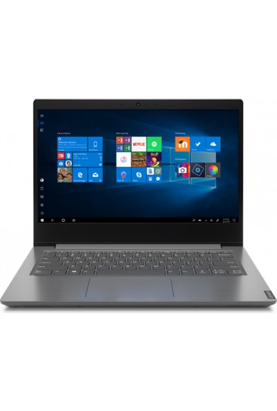 """Lenovo V14 Intel Celeron N4020 4GB 256GB SSD 14"""" Freedos FHD Taşınabilir Bilgisayar 82C2001GTX"""