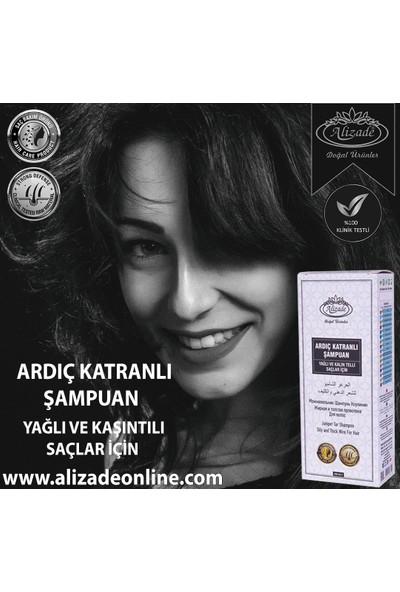 Alizade Ardıç Katranlı Şampuan 450 ml