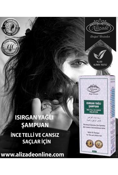 Alizade Isırgan Yağlı Şampuan 450 ml