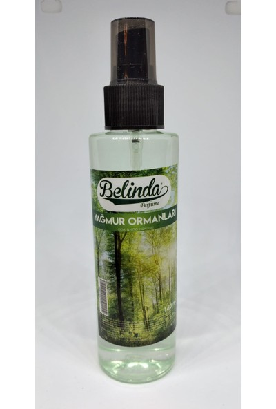 Belında Perfume Yağmur Ormanları Oda& Oto Kokusu (160ML)