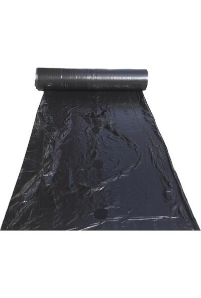 Çilek Malç Naylonu 110 cm x 20 m (Deliksiz)