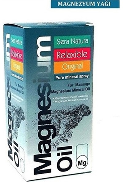 Sera Natura Magnezyum Yağı 65 ml