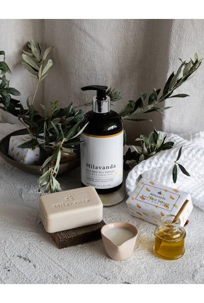 Milavanda Keçi Sütlü Sıvı Sabun