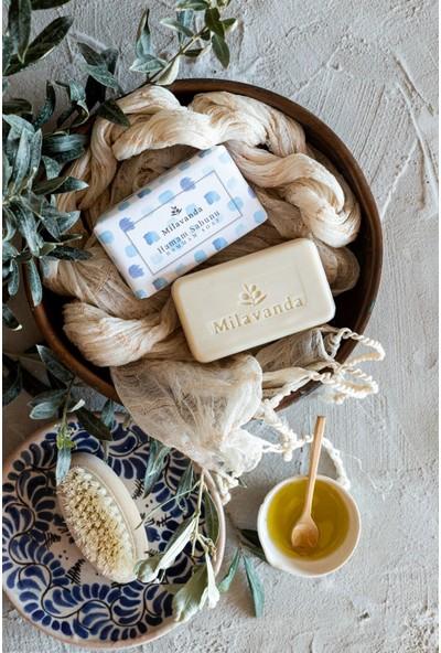Milavanda 3'lü Hamam Katı Sabun Seti