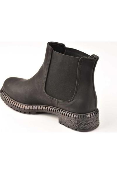 Pink Kadın Bot Ayakkabı 411-20K