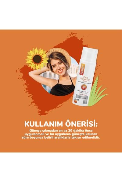Dermoskin Face Protection Güneş Koruyucu Spf50 50ml