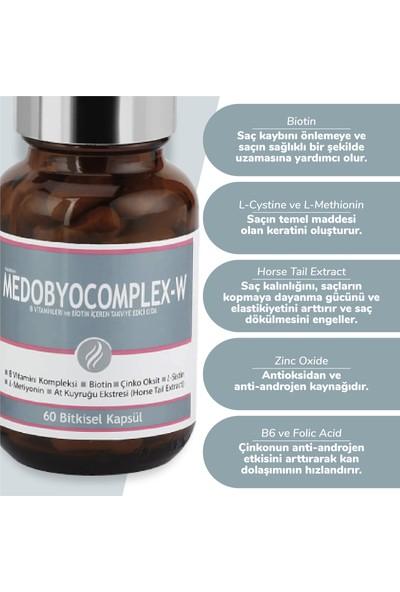 Dermoskin Medobiocomplex-K 60 Kapsül Bayan (Biotin