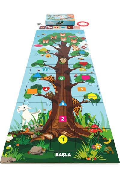 Ayben İle Terapötik Etkinlikler Macera Ağacı