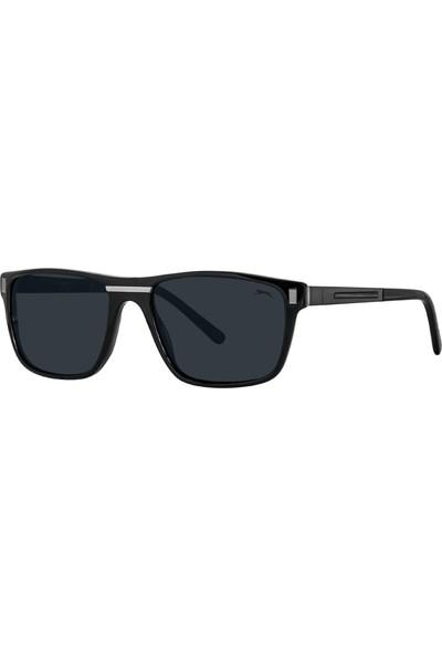 Slazenger 6456 C1 56-18 Unisex Güneş Gözlüğü