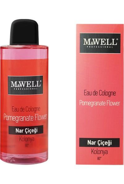 M&well Nar Çiçeği Kolonya 220 ml