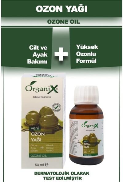 Organix Ozon Yağı 50 ml x 3 Adet