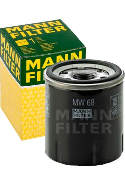Mann Ktm Lc4 640 Tüm Modeller Uyumlu Yağ Filtresi