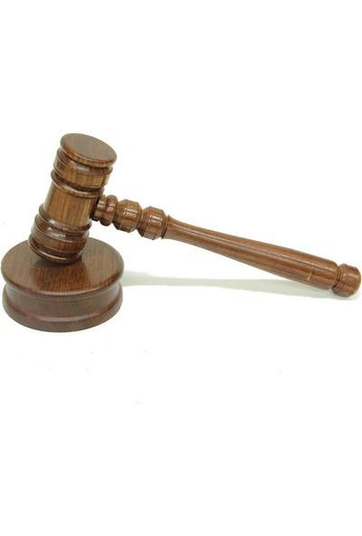 Bayman Ticaret Hakim Tokmağı Ahşap