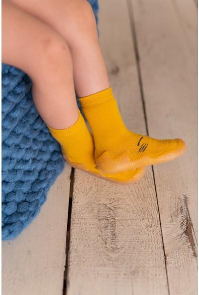 Nou Nou Kedili Kaydırmaz Taban Çorap Panduf
