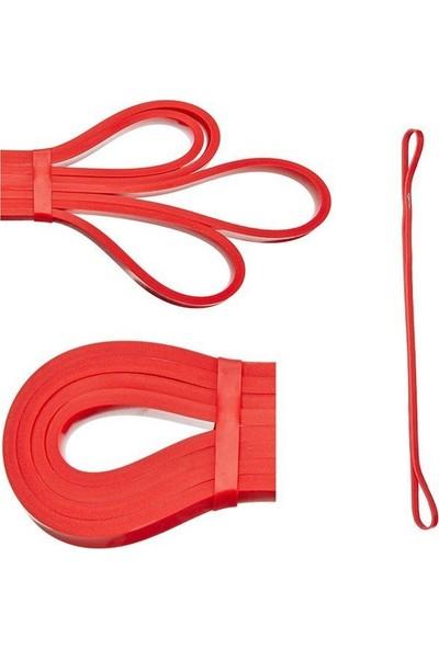Amazonbasics Egzersiz ve Direnç Lastiği Kırmızı 13MM