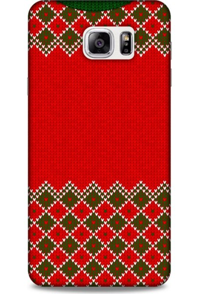 Lopard Kazak (24) Desenli Silikon Kapak Samsung Galaxy Note 5 Kılıf