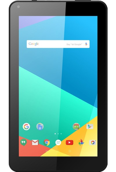 "Everest Winner Pro EW-2021 16GB 7"" Wi-Fi Siyah Tablet"