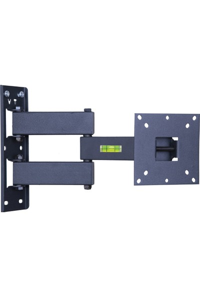 """Rewel RT-222 Pro 10"""" ile 27"""" LCD LED TV Çift Kollu Hareketli Askı Aparatı"""