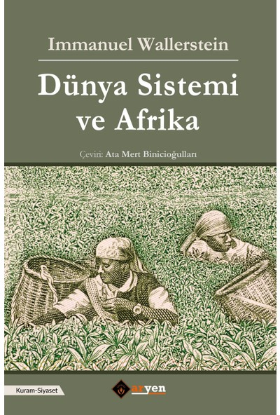 Dünya Sistemi ve Afrika - Immanuel Wallerstein