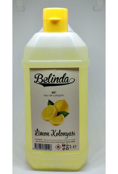 Belinda 80 Derece Limon Kolonyası 1 lt