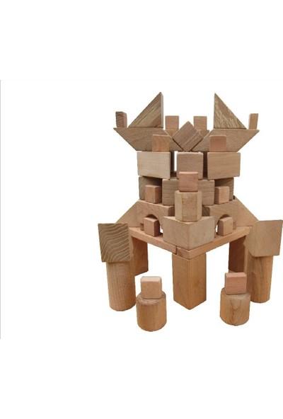 Soylu Ahşap Eğitici Yapı Blokları