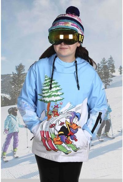 Snowproof Unisex Kız - Erkek Çocuk Snowboard ve Kayak Montu / Snowsea SSİ5581