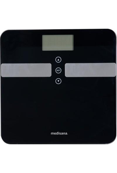 Medisana 40678 Vücut Analizli Baskül - Siyah