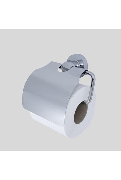 Aqua Bagno Zero Tuvalet Kağıtlığı - Krom