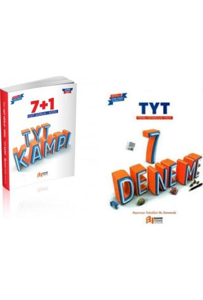 Başarı Teknik Yayınları TYT Eşit Ağırlık Sözel 7 + 1 Kampı + TYT 7 Deneme