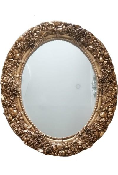 Aslan Dekoratif Polyester Ayna 90X120