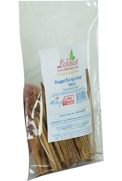 LokmanAVM Doğal Öd Ağacı (Oud) 100 gr Paket