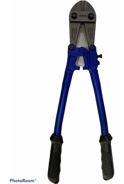 Meşem Inşaat Demiri Kesme Makası Demir Makası 18 Inç 45 cm Uzunluk