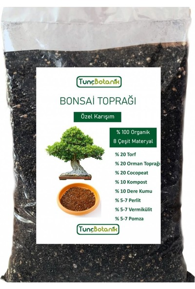 Tunç Botanik Bonsai Toprağı