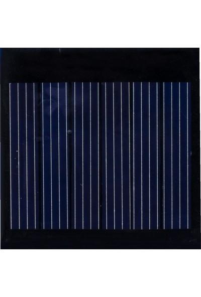 Emin İş Eğitimi Güneş Enerjisi Pili & Paneli 4x4 cm